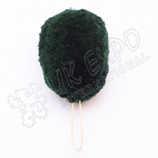 Dark Green POM POM for Model 1851 Enlisted Shako