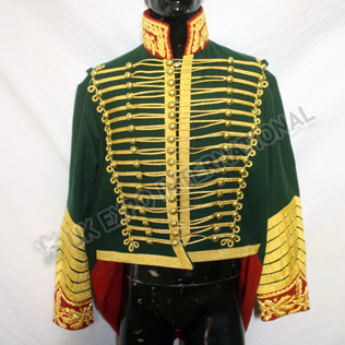 Dolman for general or marechal hussar Jacket