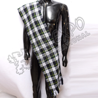 Dress Gordan Tartan Ladies Sash
