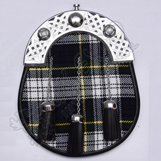 Dress Gordan Tartan Sporran