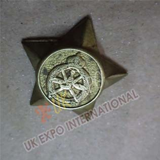 Dubai officer star badge