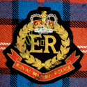 E R Royal Military Police Blazer Badge