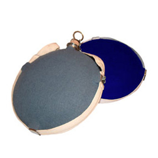 Federal Stainless Steel Canteen (Plain Finish)