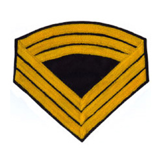 First Sergeants chevrons