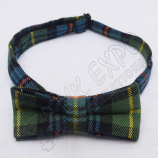 Flower of Scotland Tartan Bow Tie