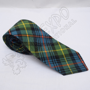 Flower of Scotland Tartan Tie