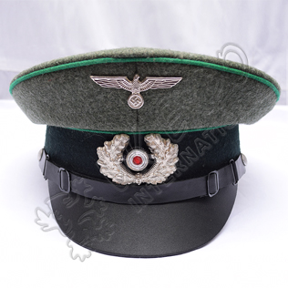 German Infantry Enlisted Visor Cap