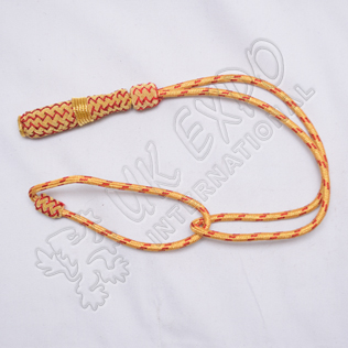 Golden and Red Sword Knots