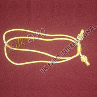 Golden Silk Cord