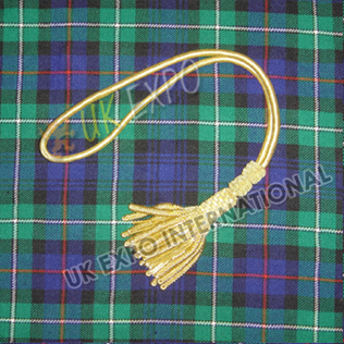 Golden Sword Knot
