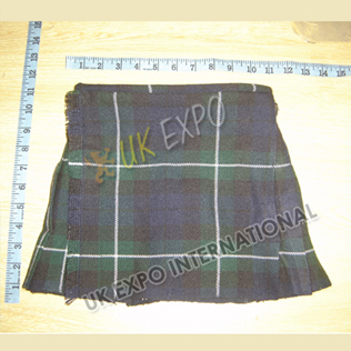 Graham Montrose Ancient Baby Small Kilt 2 Buckle Closing