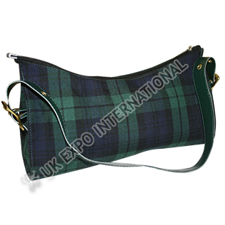 Black Watch Tartan Ladies Kilt bag