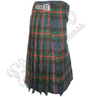 Gunn of kilerman Tartan 5 yard Kilts