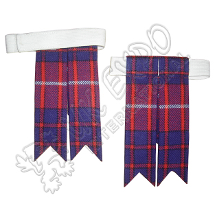 Hamilton Modern Tartant Kilt Flashess