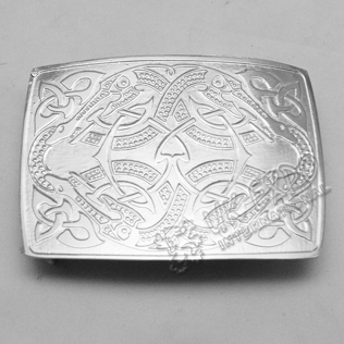 Harik Celtic Swirl Buckle