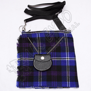Heritage Of Scotland Tartan Kilt Bag