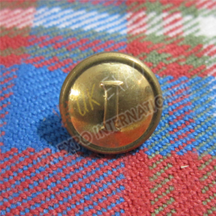 Infantary Brass Button i