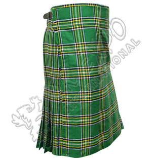 Irish National Tartan 5 Yard Kilts
