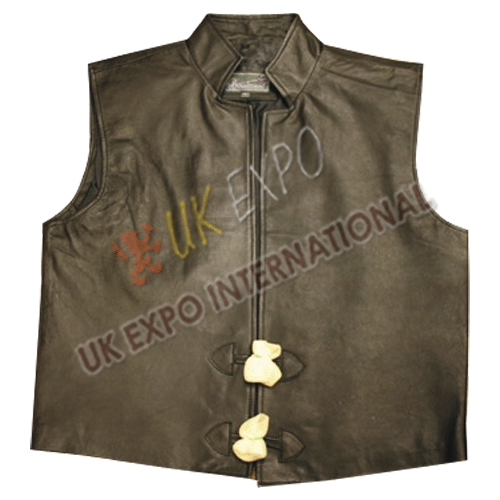 Jacobite GENUINE QUALITY LEATHER WAIST COAT