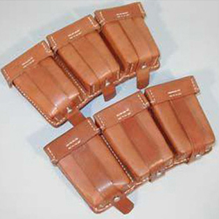 K98 Pouches Brown