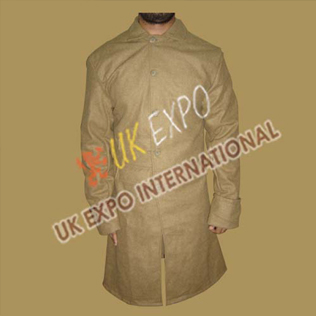 Khaki Long Coat