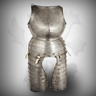 Ladies Medieval Armor