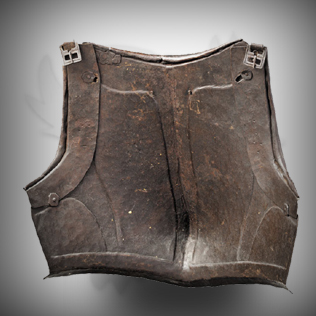 Ladies Medieval Armor Antique