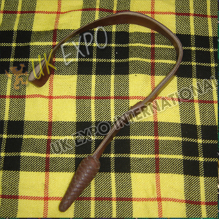 Leather Sword Knot