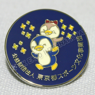 Little Penguin Lepal Pin