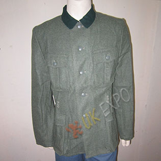 M36 Tunic Features