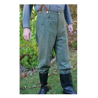 M40 Trousers Feature