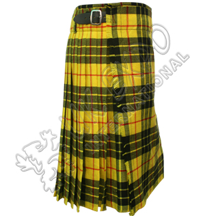 Macleod Dress Tartan 5 yard Kilts