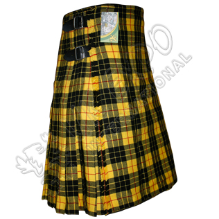 Macleod Dress Tartan Kilts