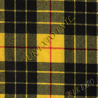 Macleod Dress Tartan No 33