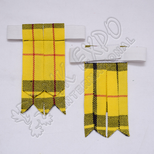 Macleod of Lewis Tartan kilt Flashes