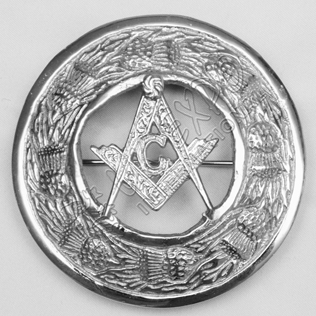 Masonic Brooches