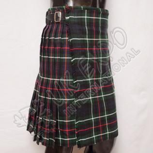 Mekenzie Modern Scottish 5 Yard Tartan Kilt