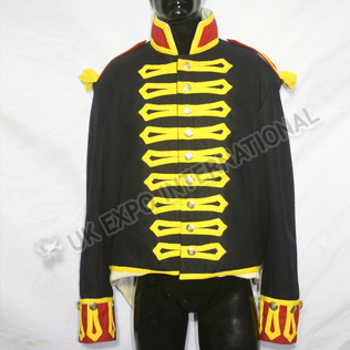 Napoleonic Royal Artillery coatee British Uniform