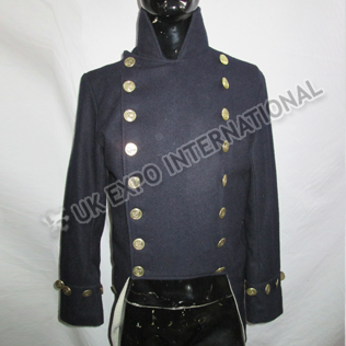 Naval Coat Double press Dark Blue
