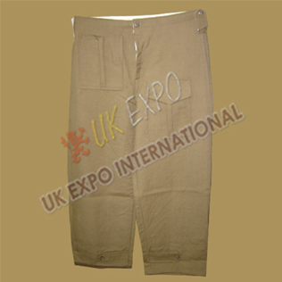 Officers Battledress trousers (Barathea)