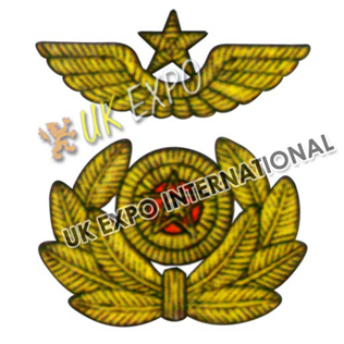Officers Cap Badge-Peaked Cap