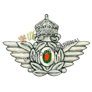 Officers Cap Badge