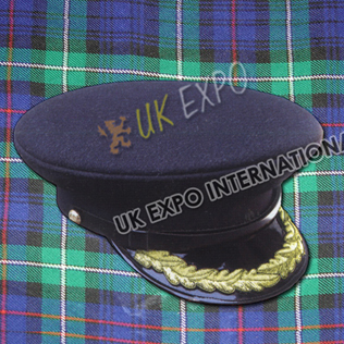 Officers Cap Blue