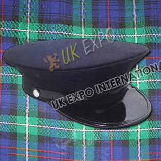 Officers Cap Navy Blue