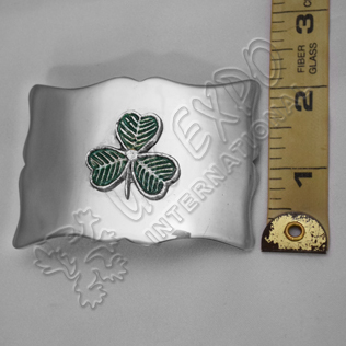 Dress Pant ShamRock Baby Scottish Buckle