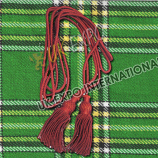 Pipe Cord Red