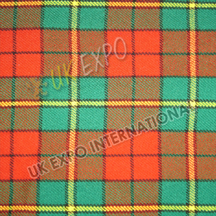 Red and Green Tartan No 48