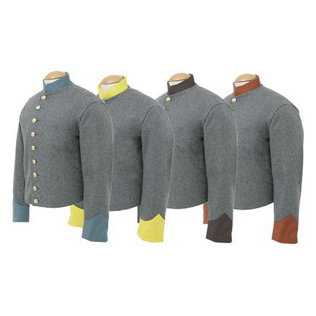 Richmond Depot Style Jacket with Facings