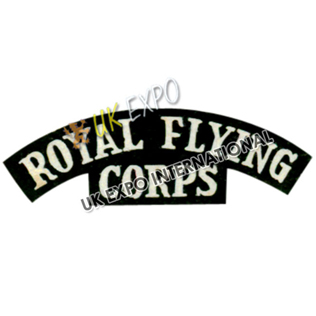 Royal Flying Corps Shoulder Title