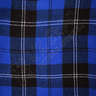 Royal Ramsay blue tartan No 64